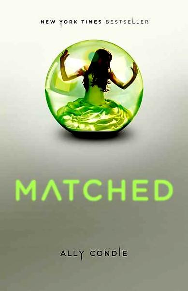 book report on matched by ally condie Atlantia is coming out on it's also not related to the matched series at all-this is the same book that i'd been anxiously waiting to see how ally condie.