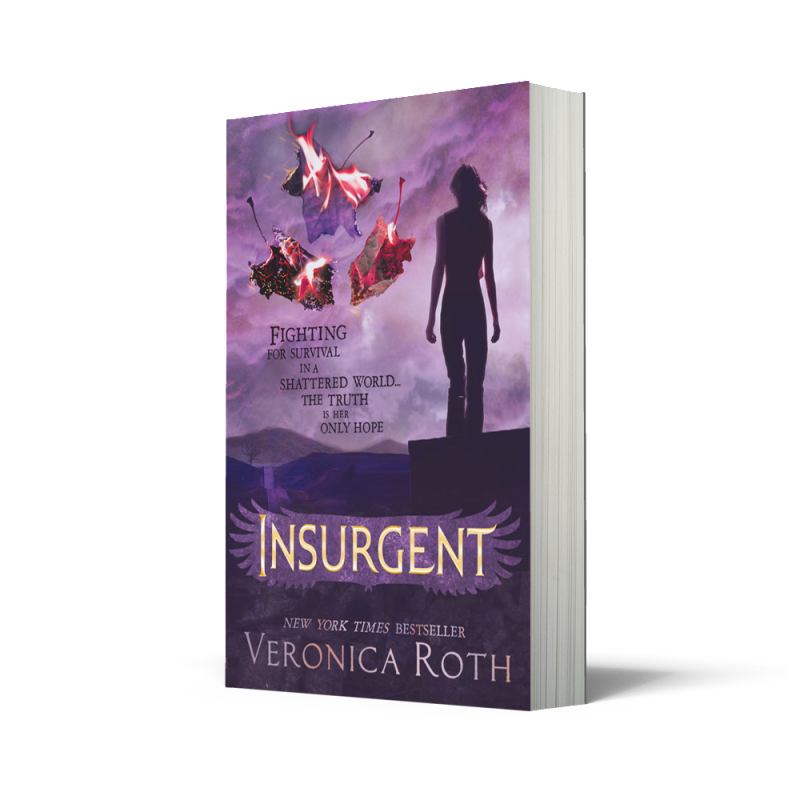 a short summary and critique of veronica roths book insurgent