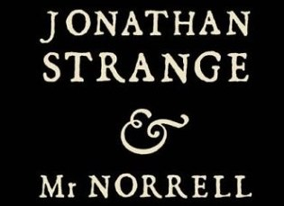 jonathan strange mr norrell black