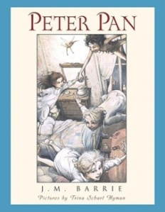 peter pan hyman