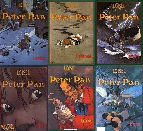 peter pan loisel series good