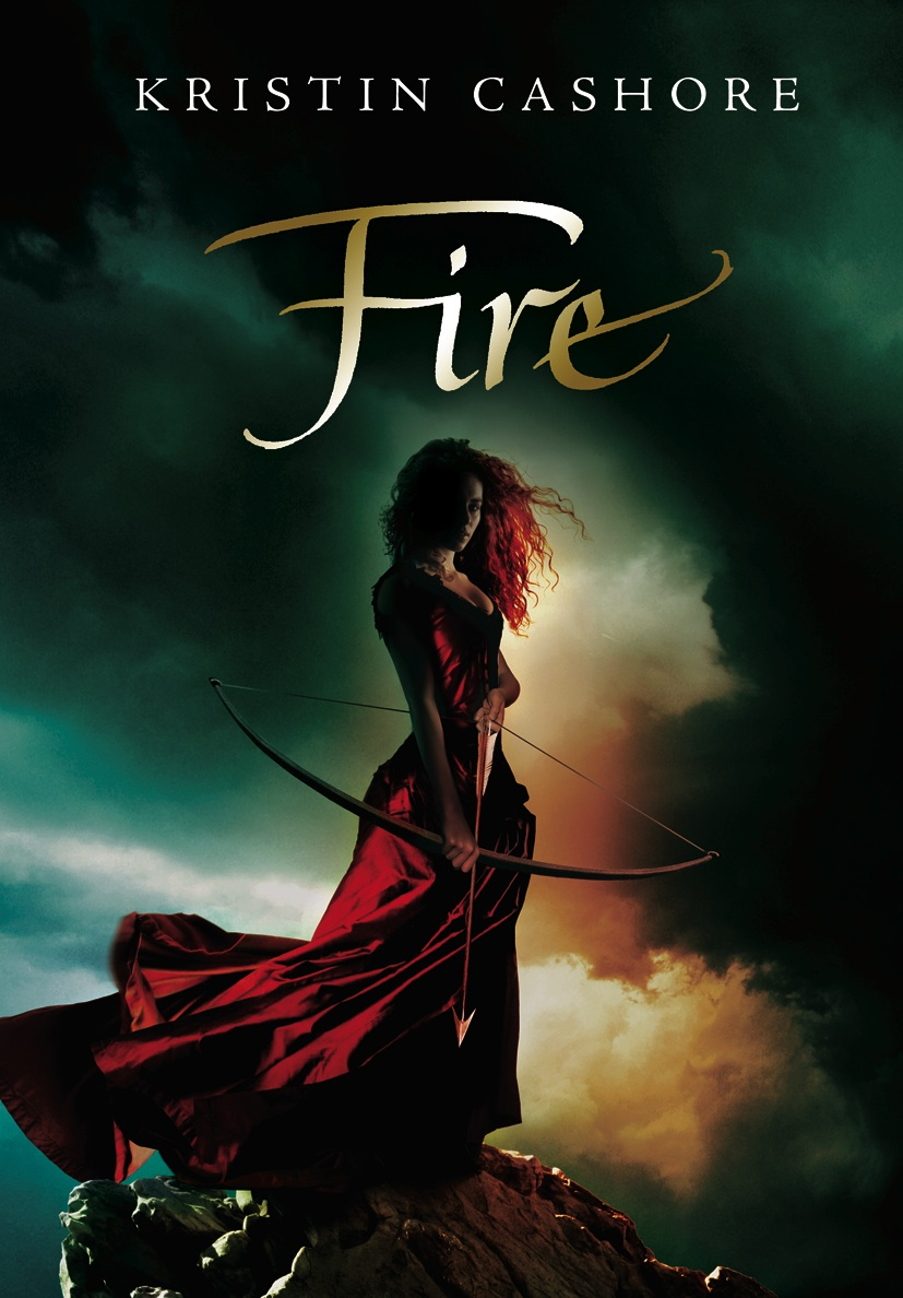 Book Cover Fantasy King : Kristin cashore fire sff book reviews
