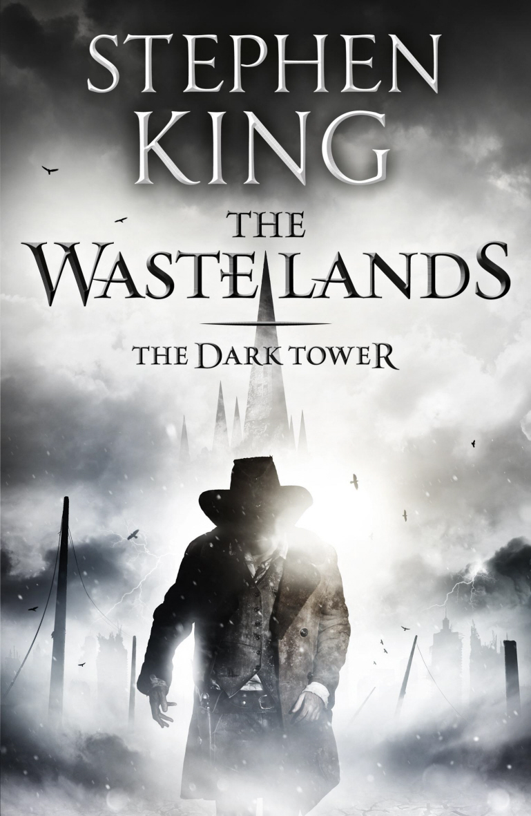 THE WASTE LANDS Stephen King US 1st LTD GRANT Dark Tower 3 UNREAD