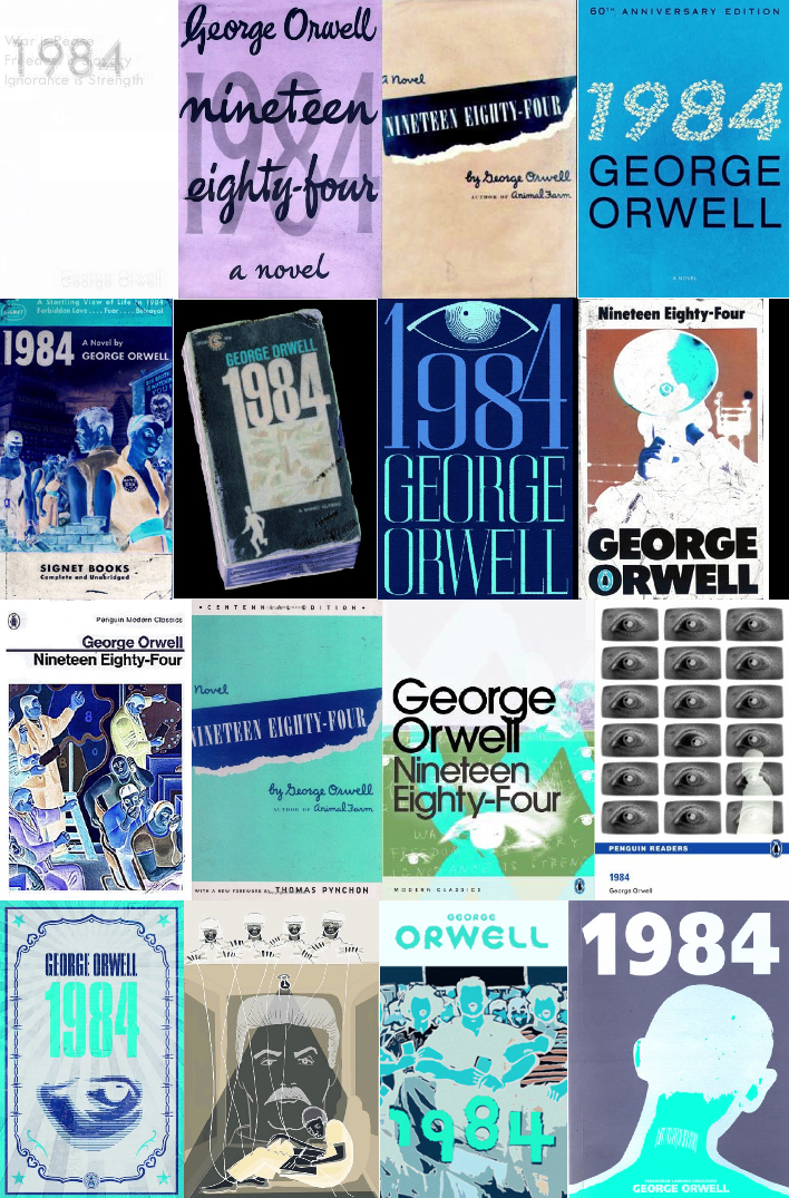 a book report on george orwells novel 1984 The national council of teachers of english ncte is sponsoring a nationwide reading and discussion of george orwells classic novel 1984 this october   read more blog: unconsidered trifles.