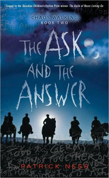 The Answer Is The Five Guardians Of The Frink Lanterns Or: The Ask And The Answer