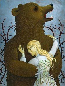 art by Jody Hewgill