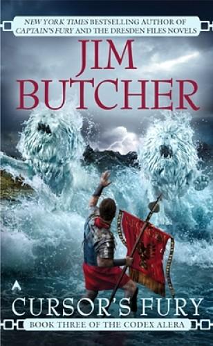 Codex Alera: Cursor's Fury 3 by Jim Butcher (2007, Paperback)