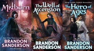 Image result for mistborn series