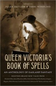 queen victoria's book of spells
