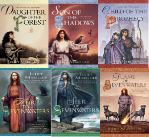sevenwaters trilogy