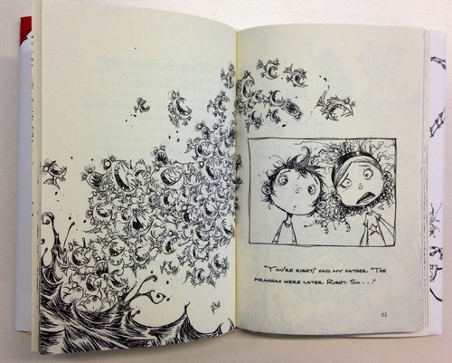 Neil Gaiman – Fortunately, the Milk – SFF Book Reviews