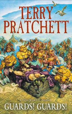 Book Review: Guards! Guards! by Sir Terry Pratchett