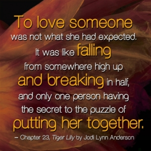 tiger lily quote¹