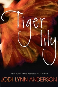 Image result for tiger lily book cover