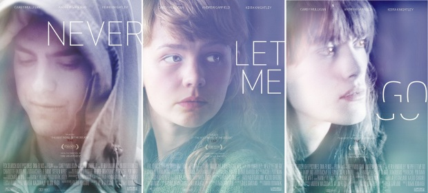never let me go movie posters