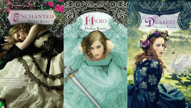 woodcutter sisters series