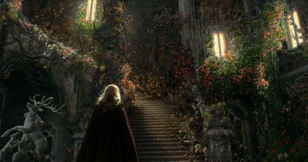 belle in the castle