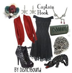 captain hook lalacouture