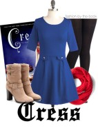 cress fashion-by-the-book