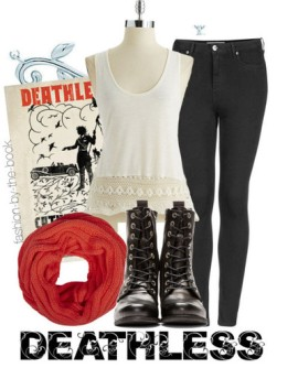 deathless fashion-by-the-book