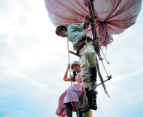 perinbaba balloon