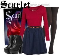 scarlet fashion-by-the-book