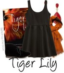 tiger lily fashion-by-the-book