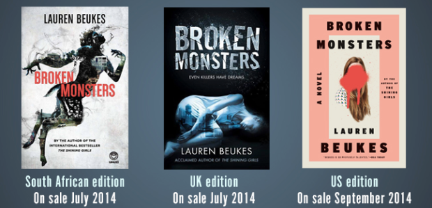 broken monsters international editions