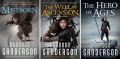 mistborn trilogy new covers