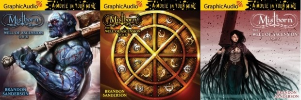 well of ascension graphic audio