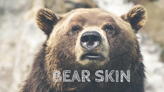 bear-skin