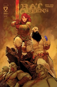 rat queens violet is awesome