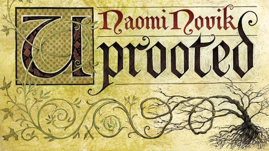 uprooted banner