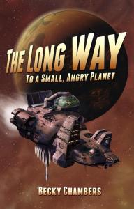 long way to a small angry planet self-pub