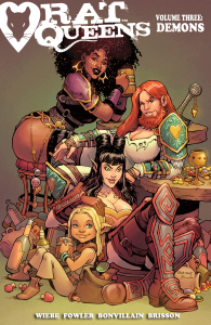 rat queens demons
