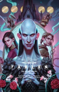 fables deluxe edition 11 - A Mini-Update – Where I Break All My Plans and Read What I Want