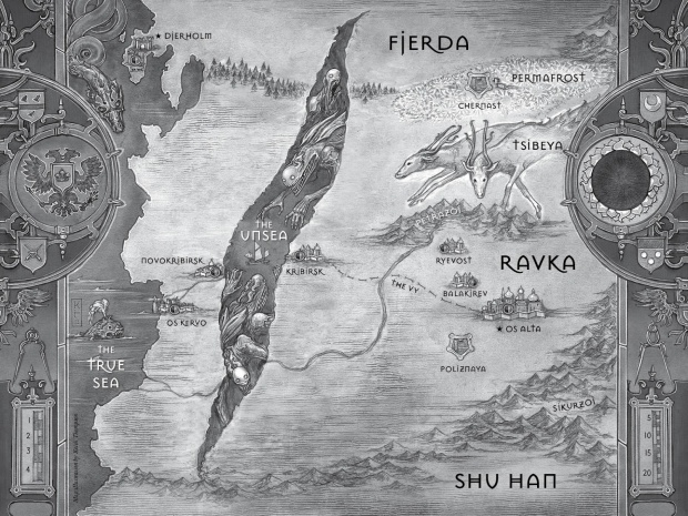 shadow and bone map