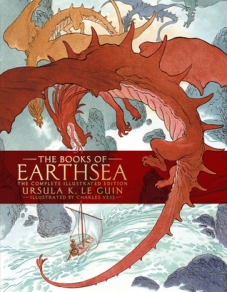 illustrated earthsea