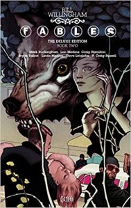 fables deluxe edition 02 - A Mini-Update – Where I Break All My Plans and Read What I Want