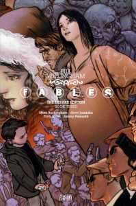 fables deluxe edition 03 - A Mini-Update – Where I Break All My Plans and Read What I Want