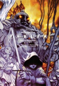 fables deluxe edition 05 - A Mini-Update – Where I Break All My Plans and Read What I Want