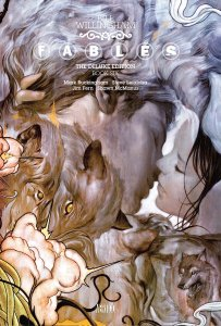 fables deluxe edition 06 - A Mini-Update – Where I Break All My Plans and Read What I Want
