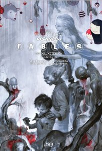 fables deluxe edition 07 - A Mini-Update – Where I Break All My Plans and Read What I Want