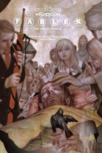 fables deluxe edition 08 - A Mini-Update – Where I Break All My Plans and Read What I Want