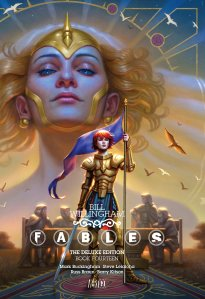fables deluxe edition 14 - A Mini-Update – Where I Break All My Plans and Read What I Want