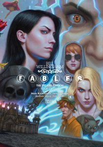 fables deluxe edition 15 - A Mini-Update – Where I Break All My Plans and Read What I Want