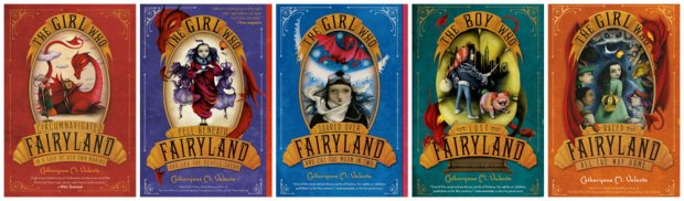 Summer Reading: Catherynne M. Valente's Fairyland Series — home | school | life