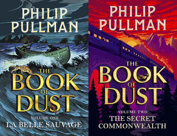 Carina's Books: Cover Reveal: The Secret Commonwealth by Philip Pullman